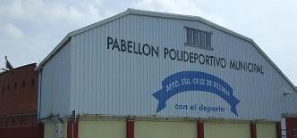 Santa Cruz de Bezana - Pabellón Polideportivo Municipal