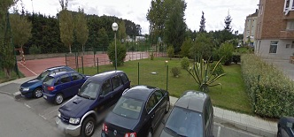 Santa Cruz de Bezana - Pistas Polideportivas Municipales