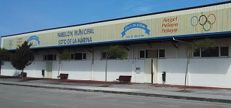 Soto de la Marina - Pabellón Polideportivo Municipal