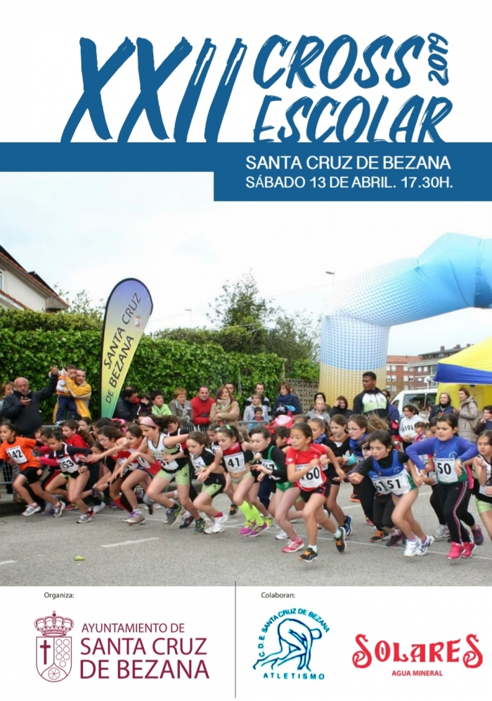 XII Cross Escolar Santa Cruz de Bezana